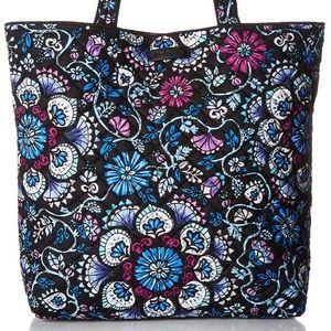 Vera Bradley Iconic Tote Bag Bramble